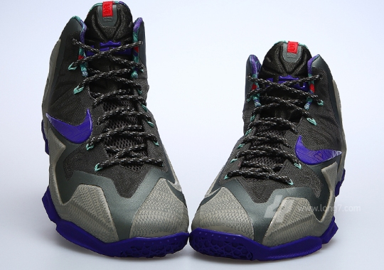 """""""Terracotta"""" Nike LeBron 11"""