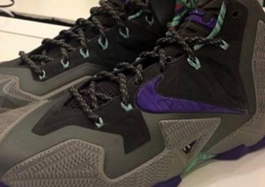 """Terracotta Warrior"" Nike LeBron 11"