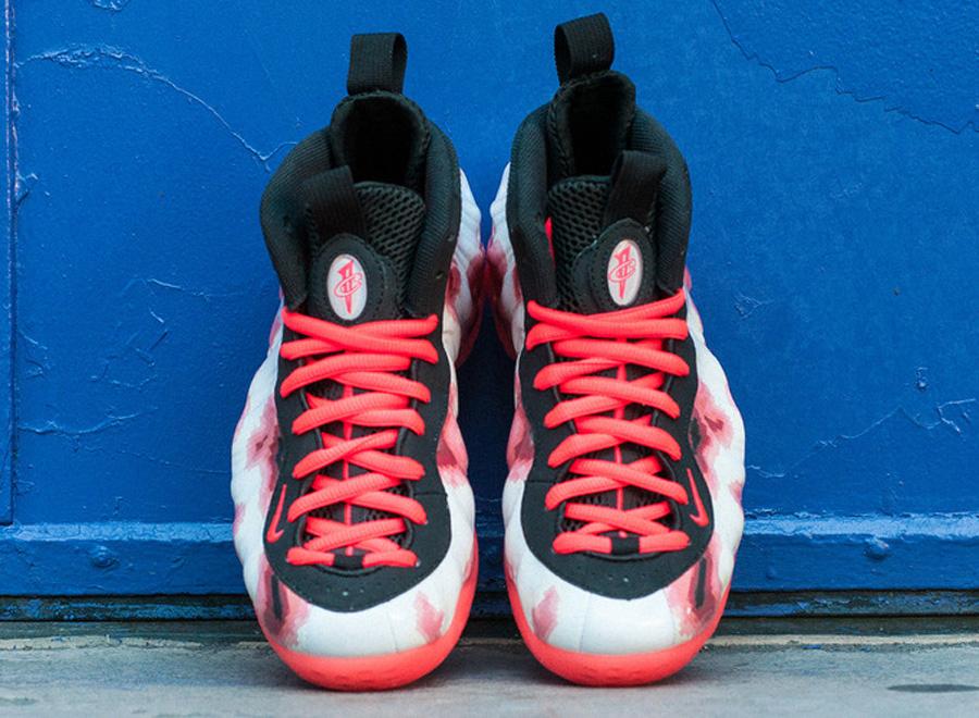 Nike Foamposite One Thermal Map Sneaker HD Review W ...