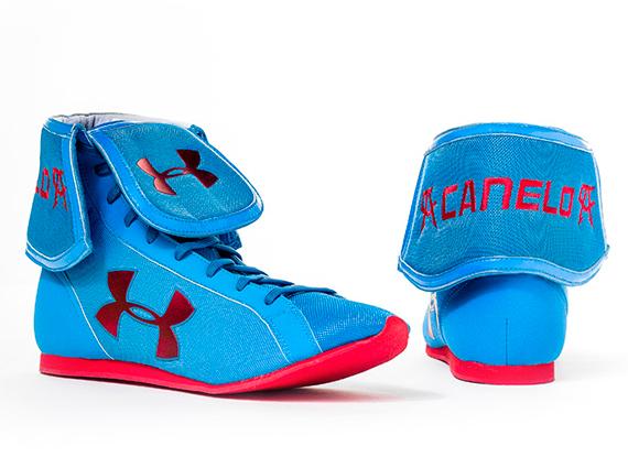 Canelo boxing shoes