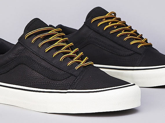 d87dbc3f6b Vans California Old Skool Reissue - Black - Vanilla - SneakerNews.com