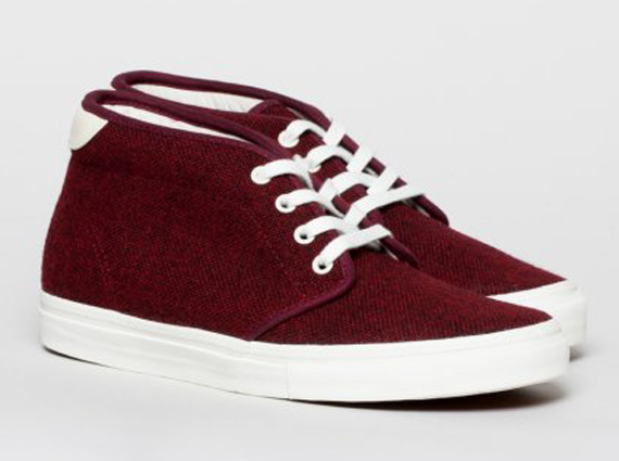 "ab978db5039c15 Norse Projects x Kvadra x Vans Vault ""Stoflighed"" Pack - Available ..."