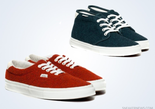 """Norse Projects x Kvadra x Vans Vault """"Stoflighed"""" Pack – Available"""