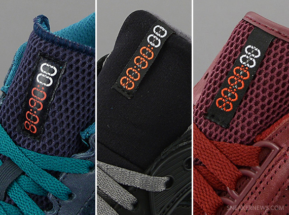 "new concept 82375 58f30 adidas Originals ""Run Thru Time 00s Pack"""