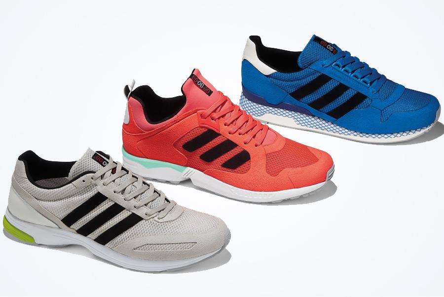 Adidas Originals Run Thru Time 90s Pack Sneakernews Com