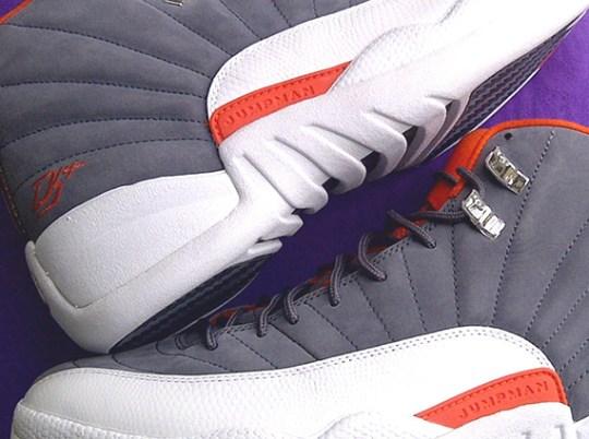 Air Jordan 12 – DJ Augustin Bobcats PE