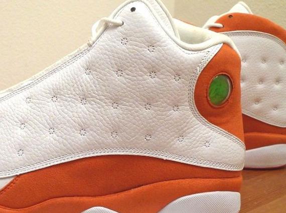hot sale online 1c132 0d290 Air Jordan 13 – Gerald Wallace Bobcats PE