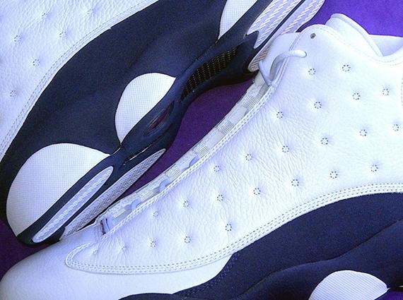 Air Jordan 13 - Joe Johnson Hawks PE - SneakerNews.com 6f807c89d