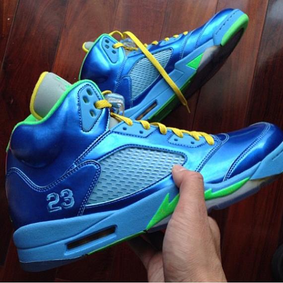 Nike Air Huarache Light Blue