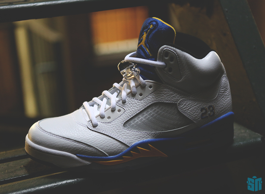 air jordan 5  u0026quot laney u0026quot  - beauty shots