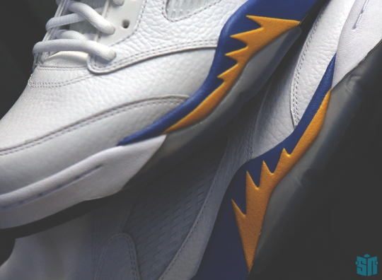 "Air Jordan 5 ""Laney"" – Beauty Shots"