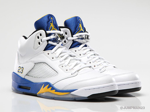 Air Jordan 5 Laney Official Image Sneakernews Com