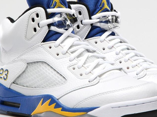 Air Jordan 5 Laney – Official Image