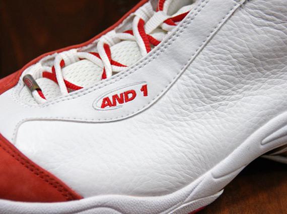 7945cc24ef69 AND1 Tai Chi Mid Retro - SneakerNews.com