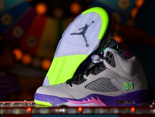 "Air Jordan V ""Bel-Air"" – Arriving at Retailers"