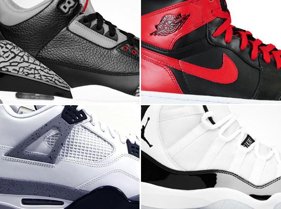 Complex Ranks Every Air Jordan Sneaker