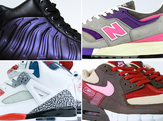 The Best Mash Up Sneakers of All Time | Complex