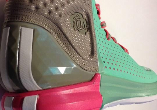 """Boardwalk"" adidas D Rose 4"