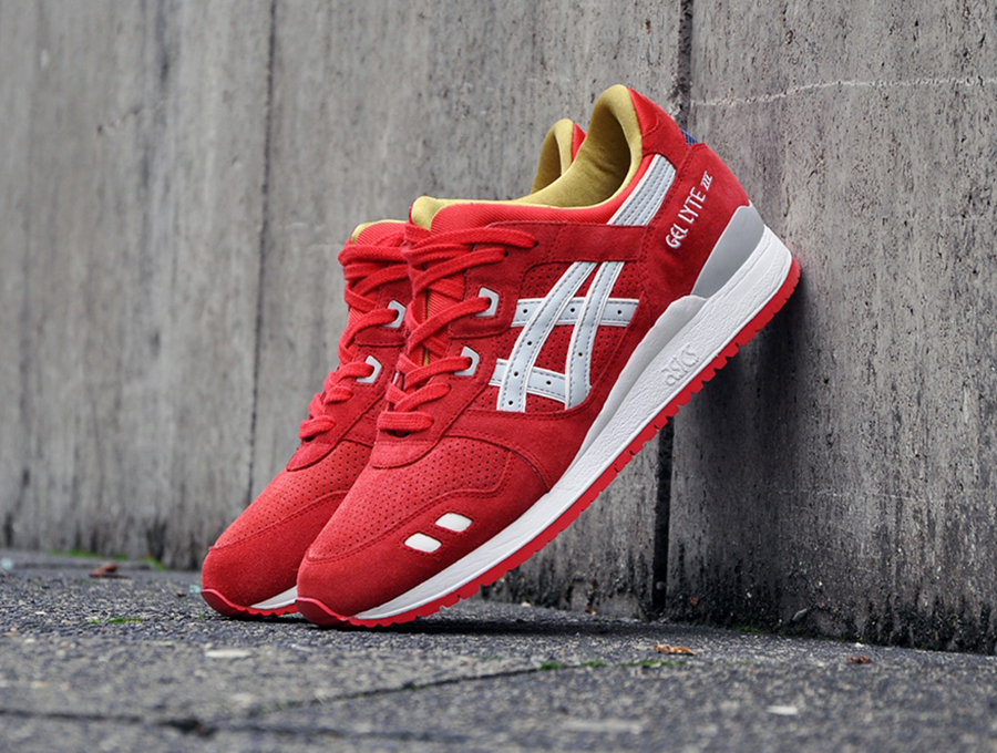 best website 25d0c a9e4b Asics Gel Lyte III