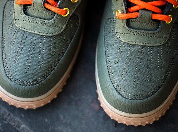 nike air force 1 duck boot dark loden kopenas