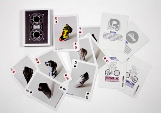 Distinct Life x Reebok Classics Playing Cards