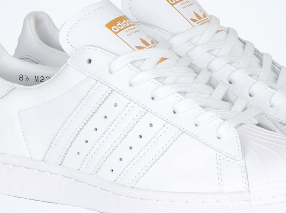 Cheap Adidas Originals SUPERSTAR BOOST Baskets basses white/core
