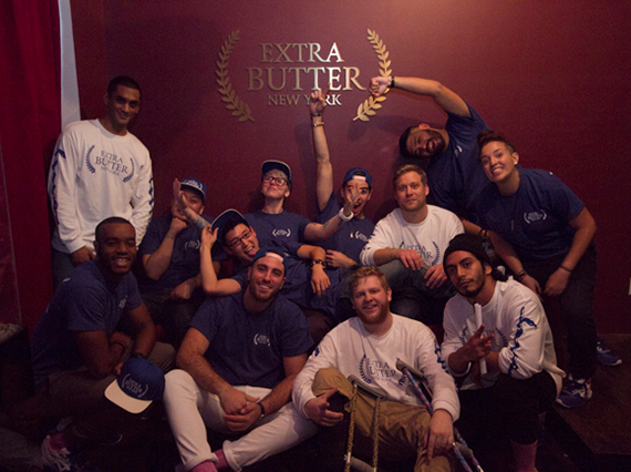 Extra Butter Celebrates New Store Release of Asics #DL5 quot Cottonmouthquot