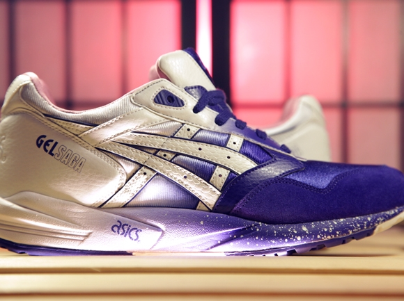 Extra Butter x Asics Gel Saga quot Cottonmouthquot Release Date New Retail Location