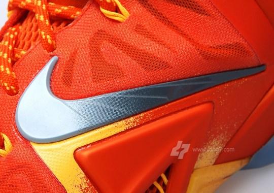 """Forging Iron"" Nike LeBron 11"