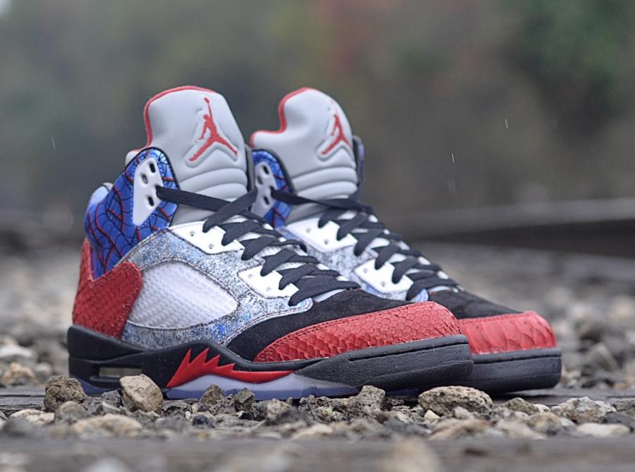 Air Jordan 5 �...