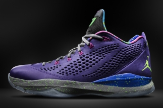 the best attitude fc6bc bb29a Color  Court Purple Flash Lime-Cool Grey-Game Royal Style Code  616805-506.  Release Date  10 05 13. Price   125 More  Jordan CP3.VII