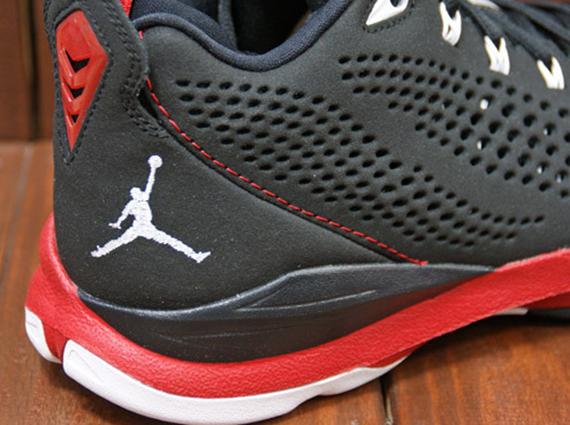 35576993ef1285 Jordan CP3.VII - Black - White - Gym Red - Cement Grey - SneakerNews.com