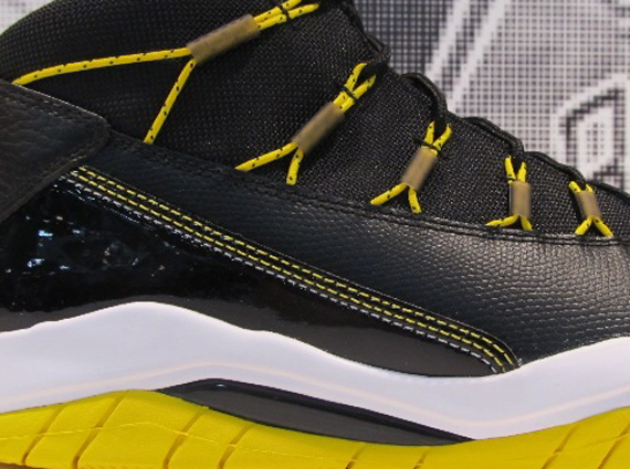 best website 43d62 cf6c9 Jordan Prime Flight - Black - Yellow - SneakerNews.com