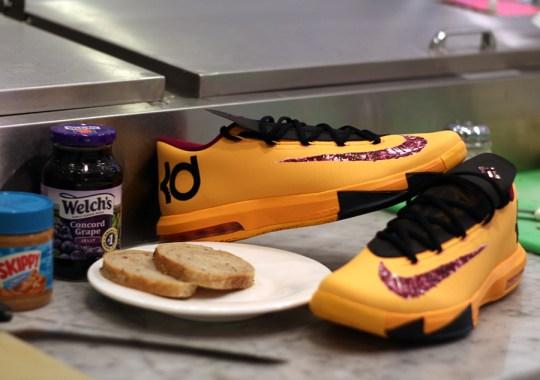 """Nike KD 6 """"PBJ"""" – Arriving at Retailers"""