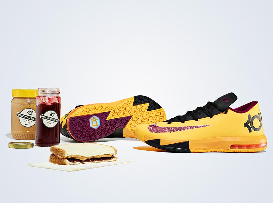 18ea14d206b2 Nike KD 6
