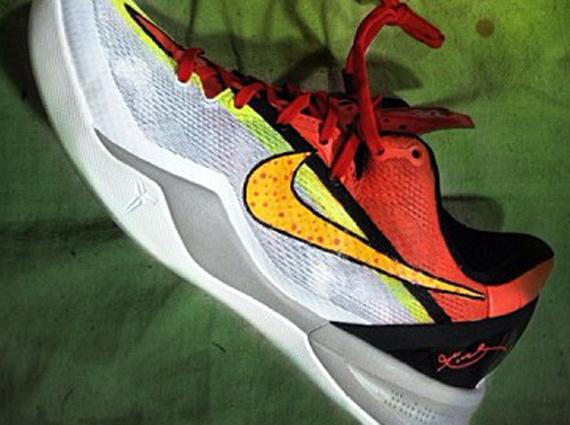 7806f2606b8 Nike Kobe 8 Mambacurial