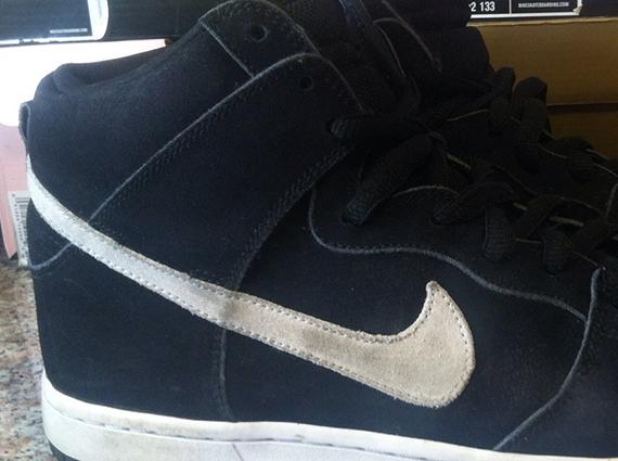 reputable site 98bfe f09c1 Nike SB Dunk High – Eric Koston Wear-Test Sample on eBay