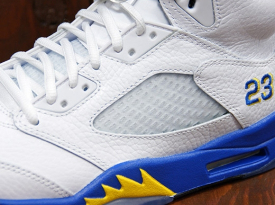 """Laney"" Air Jordan 5 Retro"