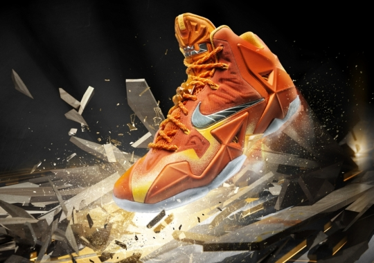 "Nike LeBron 11 ""Forging Iron"" – Officially Unveiled"