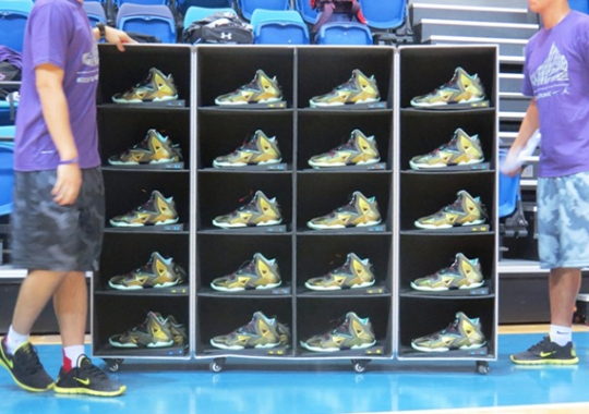 Kicks Lounge Celebrates the Nike LeBron 11 Launch 548b67082f