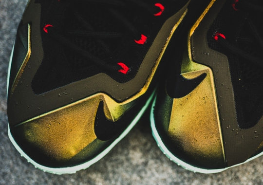 "Nike LeBron 11 ""King's Pride"" – Arriving at Retailers"