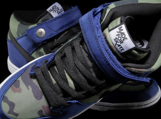 Made for Skate x Nike SB Dunk Mid – Available