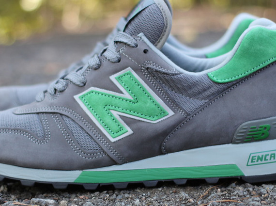 """soldes chaussures asics - New Balance 1300 """"American Rebel"""" - Grey - Green 