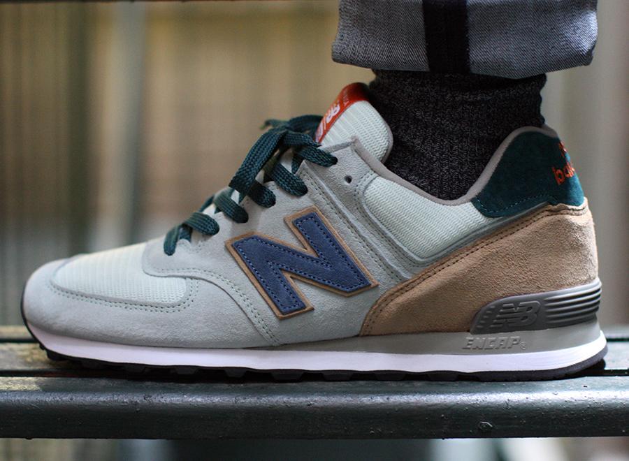 574 new balance custom
