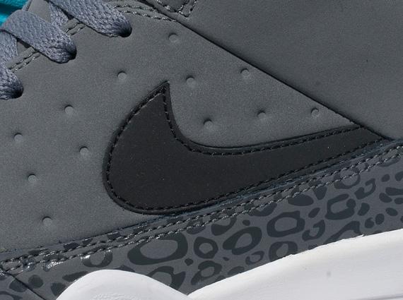 ff9628cb19f7 Nike Air Flight Classic - Cool Grey - Teal - White - SneakerNews.com