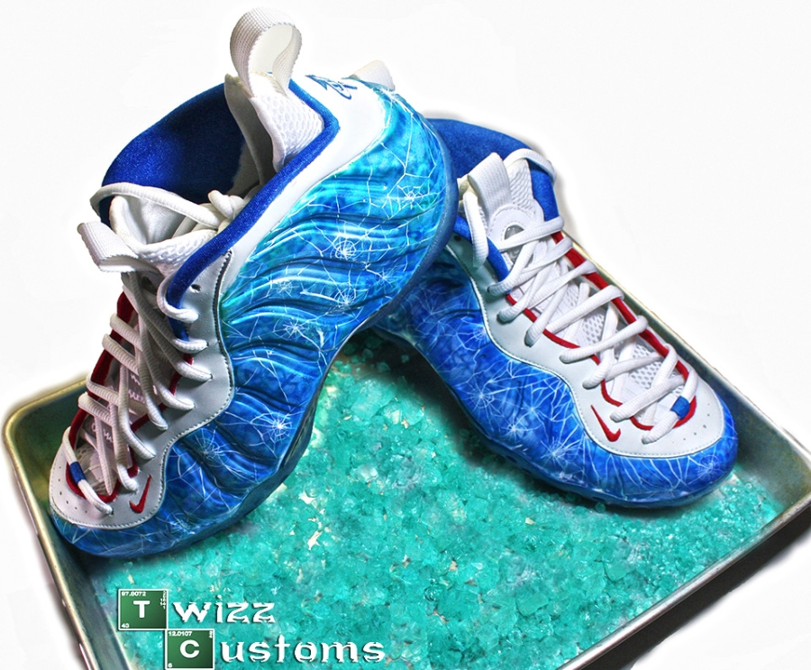 on sale 0088b 84f1b Continue reading for a better look at this crazy Twizz Customs creation and  let us know if you approve in the comments.