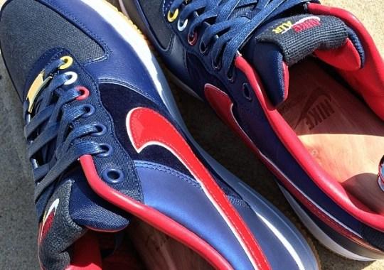 Nike Air Force 1 Bespoke by Regular Ol' Ty
