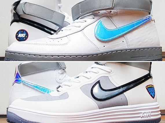 cera compresión Emulación  Nike Air Force 1 High
