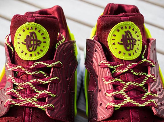 cee6e802f905 Nike Air Huarache - Team Red - Volt - SneakerNews.com