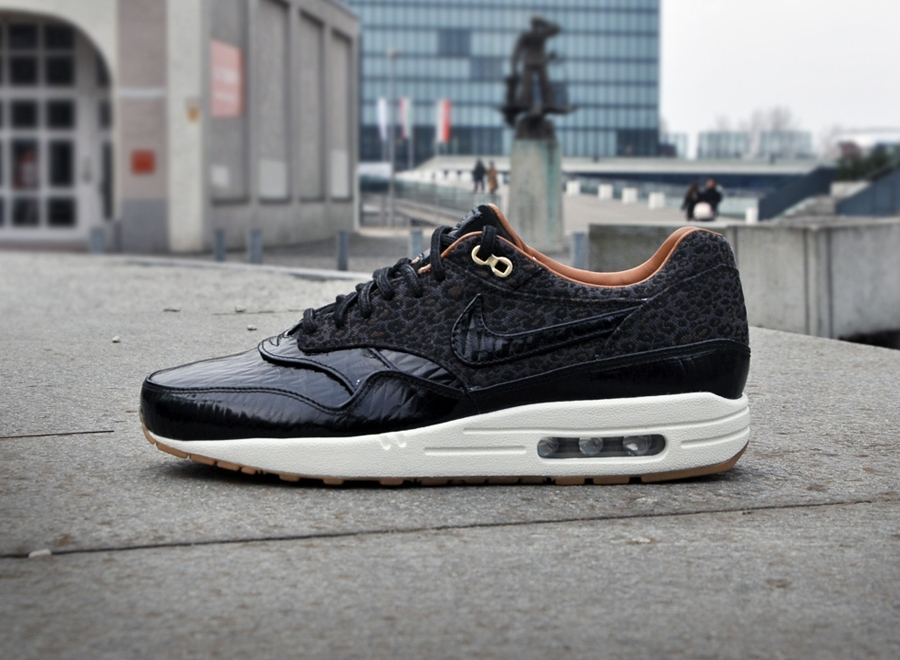 Remember how much excitement the Nike Air Max 1 FB was drumming up in the  early part of 2013? The shoe has since calmed down, but there was a while  there ...